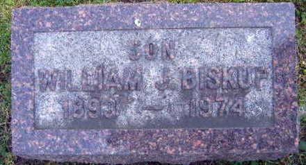 BISKUP, WILLIAM J. - Linn County, Iowa | WILLIAM J. BISKUP