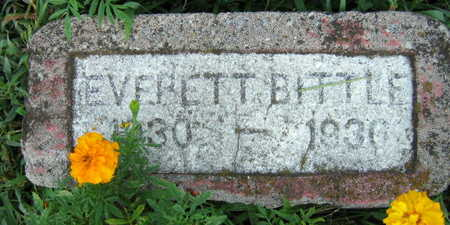 BITTLE, EVERETT - Linn County, Iowa | EVERETT BITTLE