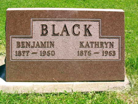 BLACK, KATHRYN - Linn County, Iowa | KATHRYN BLACK