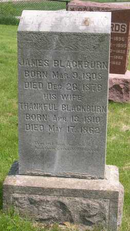 BLACKBURN, JAMES - Linn County, Iowa | JAMES BLACKBURN