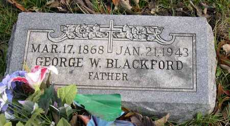BLACKFORD, GEORGE W. - Linn County, Iowa | GEORGE W. BLACKFORD
