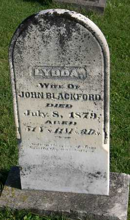 BLACKFORD, LYDDA - Linn County, Iowa | LYDDA BLACKFORD