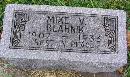 BLAHNIK, MIKE V. - Linn County, Iowa | MIKE V. BLAHNIK