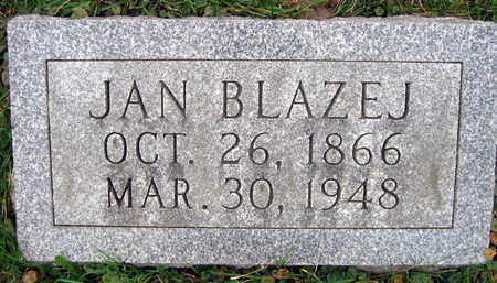 BLAZEJ, JAN - Linn County, Iowa | JAN BLAZEJ