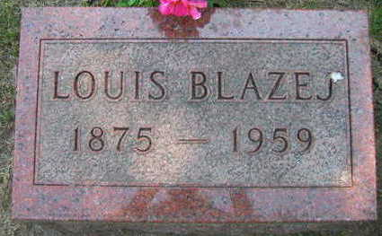 BLAZEJ, LOUIS - Linn County, Iowa | LOUIS BLAZEJ