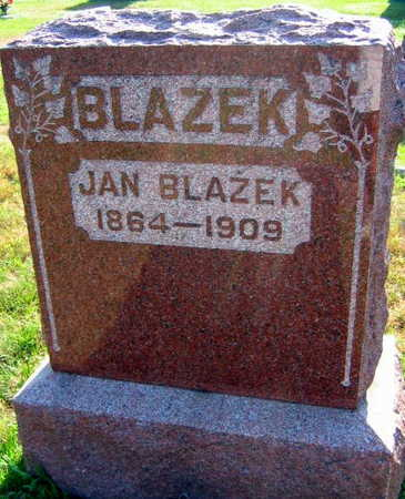 BLAZEK, JAN - Linn County, Iowa | JAN BLAZEK