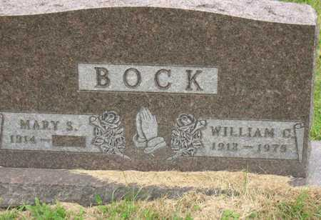 BOCK, WILLIAM C. - Linn County, Iowa | WILLIAM C. BOCK