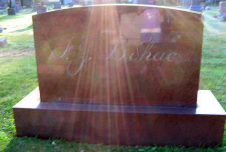 BOHAC, FAMILY STONE  (F. J. BOHAC) - Linn County, Iowa | FAMILY STONE  (F. J. BOHAC) BOHAC