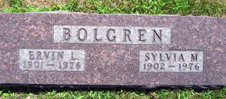 BOLGREN, ERVIN - Linn County, Iowa | ERVIN BOLGREN