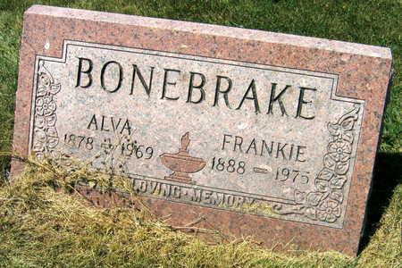 BONEBRAKE, ALVA - Linn County, Iowa | ALVA BONEBRAKE