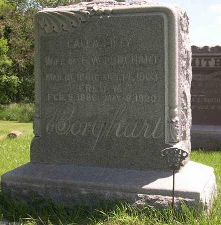 BORGHART, CALLA LILLY - Linn County, Iowa | CALLA LILLY BORGHART