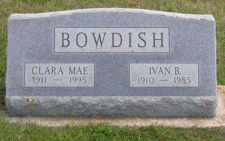 BOWDISH, IVAN B. - Linn County, Iowa | IVAN B. BOWDISH