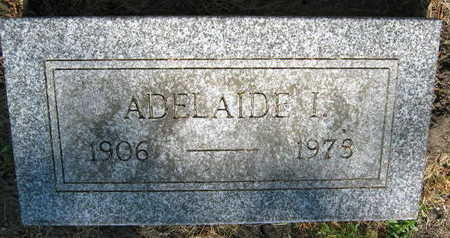 BOXA, ADELAIDE L. - Linn County, Iowa | ADELAIDE L. BOXA
