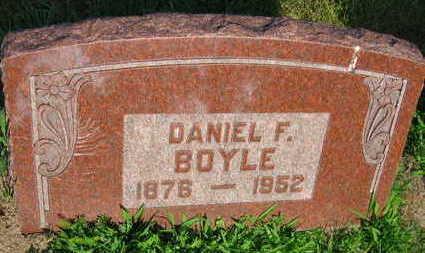 BOYLE, DANIEL F. - Linn County, Iowa | DANIEL F. BOYLE