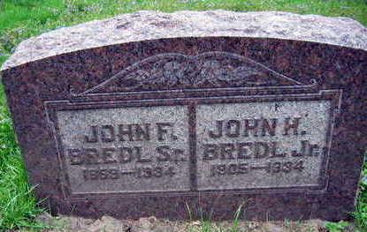 BREDL, JOHN H., JR. - Linn County, Iowa | JOHN H., JR. BREDL
