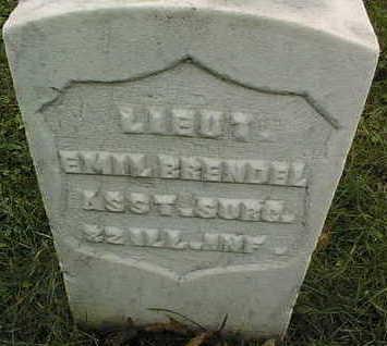 BRENDEL, LT. EMIL - Linn County, Iowa | LT. EMIL BRENDEL