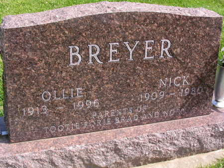 BREYER, NICK - Linn County, Iowa | NICK BREYER