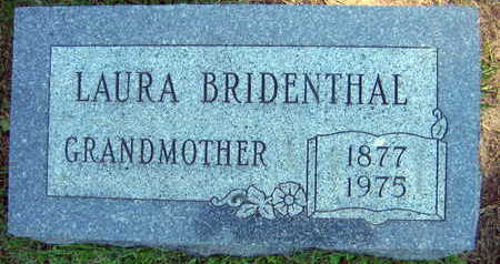 BRIDENTHAL, LAURA - Linn County, Iowa | LAURA BRIDENTHAL