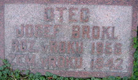 BROKL, JOSEF - Linn County, Iowa | JOSEF BROKL