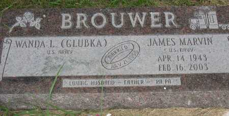 BROUWER, JAMES MARVIN - Linn County, Iowa   JAMES MARVIN BROUWER