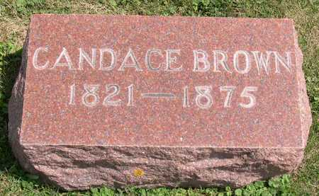 BROWN, CANDACE - Linn County, Iowa | CANDACE BROWN