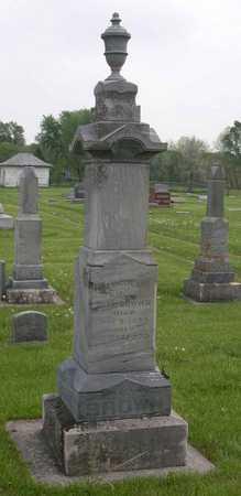BROWN, LUCINA - Linn County, Iowa | LUCINA BROWN