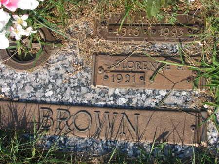 BROWN, MARK E. - Linn County, Iowa | MARK E. BROWN