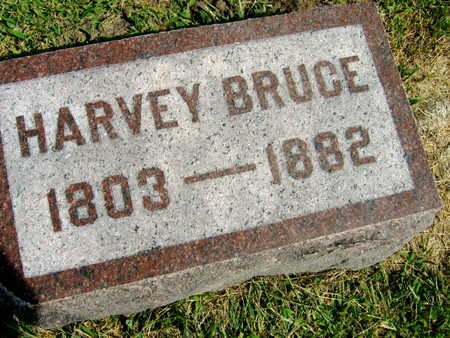 BRUCE, HARVEY - Linn County, Iowa | HARVEY BRUCE