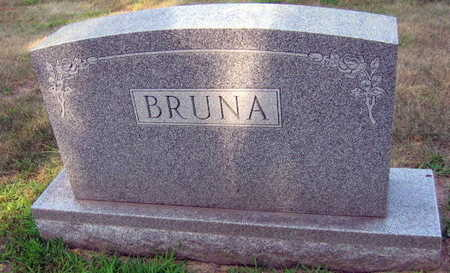 BRUNA, FAMILY STONE - Linn County, Iowa | FAMILY STONE BRUNA