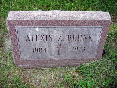 BRUNK, ALEXIS Z. - Linn County, Iowa | ALEXIS Z. BRUNK
