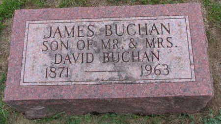 BUCHAN, JAMES - Linn County, Iowa | JAMES BUCHAN