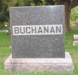 BUCHANAN, FAMILY STONE - Linn County, Iowa | FAMILY STONE BUCHANAN