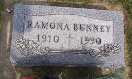 BUNNEY, ROMONA - Linn County, Iowa | ROMONA BUNNEY