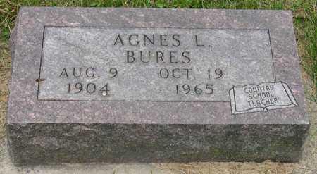BURES, AGNES L. - Linn County, Iowa | AGNES L. BURES