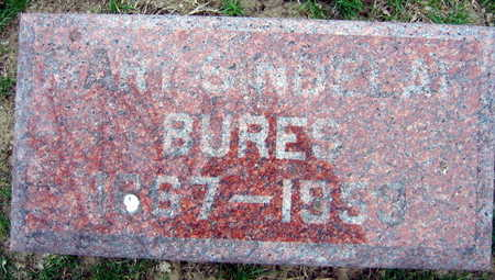 BURES, MARY - Linn County, Iowa | MARY BURES