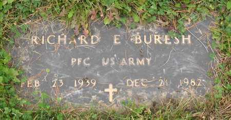 BURESH, RICHARD E. - Linn County, Iowa | RICHARD E. BURESH