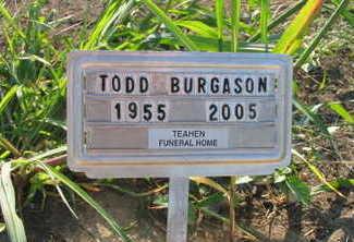 BURGASON, TODD - Linn County, Iowa | TODD BURGASON
