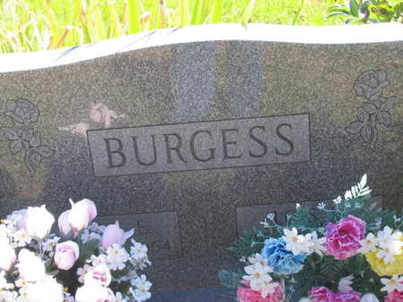 BURGESS, LOIS M. - Linn County, Iowa | LOIS M. BURGESS