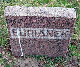 BURIANEK, FAMILY STONE - Linn County, Iowa | FAMILY STONE BURIANEK