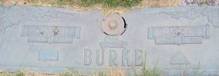 BURKE, CLARICE E - Linn County, Iowa | CLARICE E BURKE