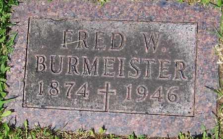BURMEISTER, FRED