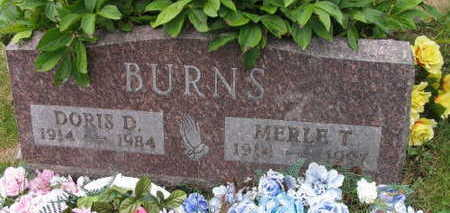 BURNS, MERLE T. - Linn County, Iowa | MERLE T. BURNS