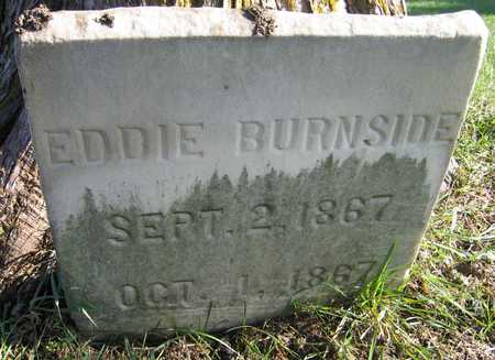 BURNSIDE, EDDIE - Linn County, Iowa | EDDIE BURNSIDE