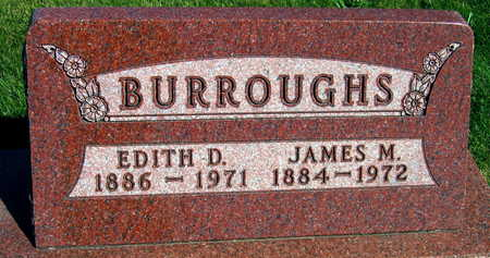 BURROUGHS, JAMES M. - Linn County, Iowa | JAMES M. BURROUGHS