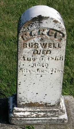 BURWELL, NANCY - Linn County, Iowa | NANCY BURWELL