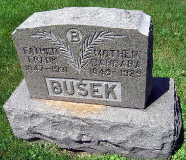 BUSEK, BARBARA - Linn County, Iowa | BARBARA BUSEK