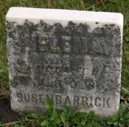 BUSENBARRICK, HELEN A. - Linn County, Iowa | HELEN A. BUSENBARRICK
