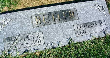 BUTLER, LODEMA R. - Linn County, Iowa | LODEMA R. BUTLER