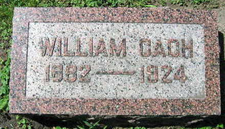 CACH, WILLIAM - Linn County, Iowa | WILLIAM CACH