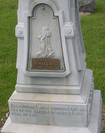 CAHILL, THOMAS - Linn County, Iowa | THOMAS CAHILL